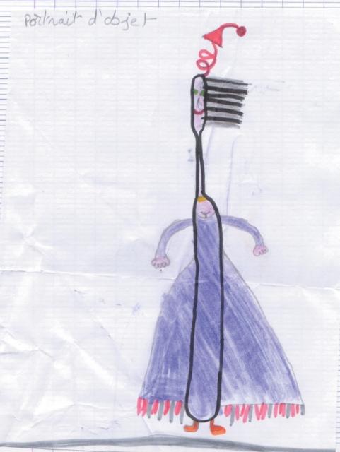 personnifier un objet