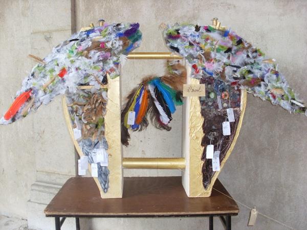 Savoie 2011 - le Minotaure : l'envol