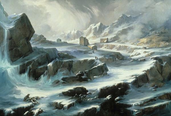 Savoie 2011 - le col
