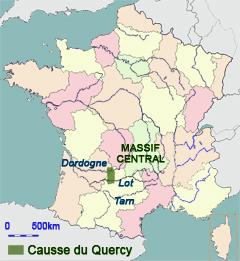 lacs Quercy
