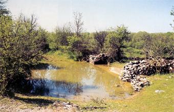 lacs Quercy Causse