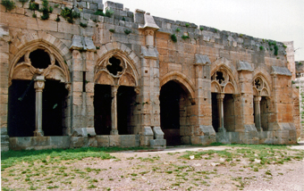 voyage en Syrie : Krak des Chevaliers