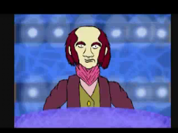 Darwin (image de la vidéo d'Eric et de Johnny)
