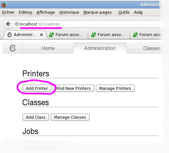 Comment installer une imprimante - Comment installer un raccourci sur le bureau ...