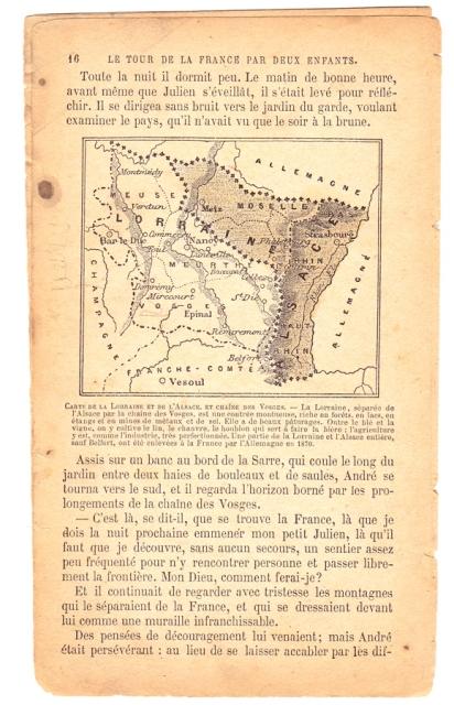 14-18 Tour de la France - Archives Corsan-Dhénin