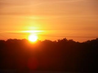 Le lever et le coucher du soleil coop 39 icem - Heure lever coucher du soleil ...
