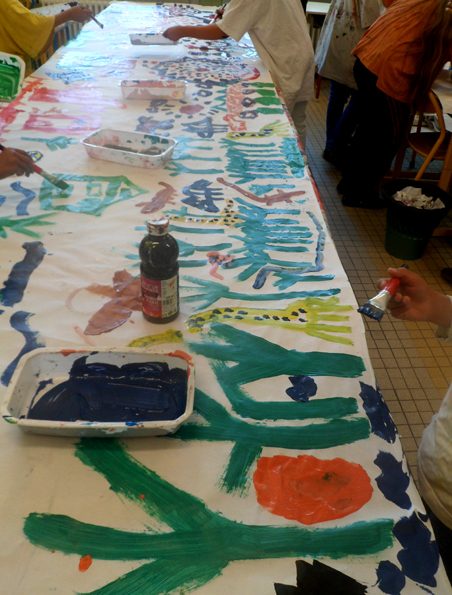 Peinture Collective Coopicem