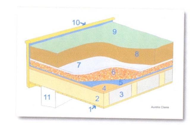 notre projet de maison cologique des mat riaux pour l 39 isolation coop 39 icem. Black Bedroom Furniture Sets. Home Design Ideas